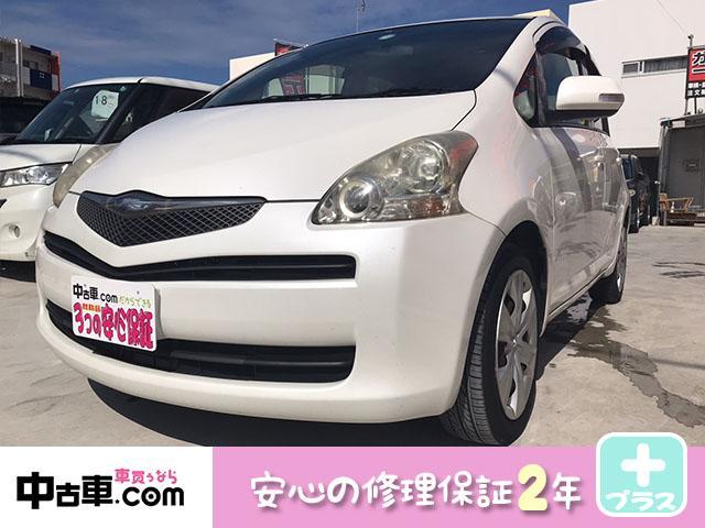 トヨタ G 安心の2年間修理保証付 タイヤ&バッテリー新品