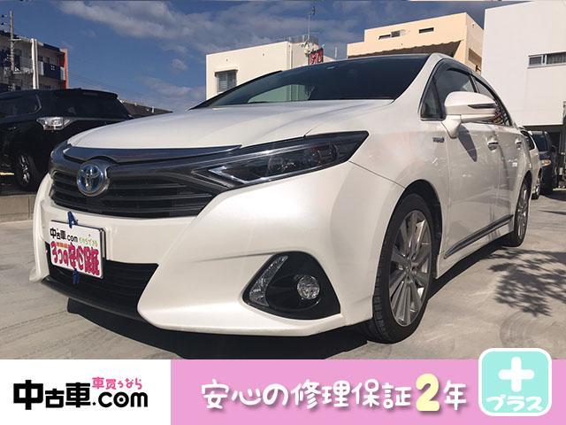 トヨタ G Aパッケージ 安心の2年間修理保証付(HVバッテリー含)