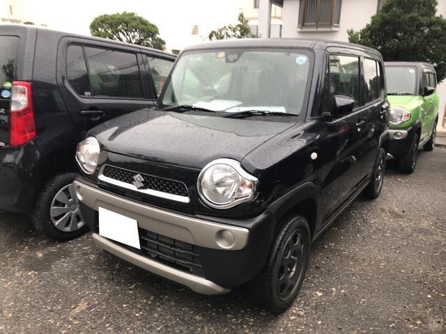 沖縄の中古車 スズキ ハスラー 車両価格 ASK リ済別 2017(平成29)年 3.6万km ブラック