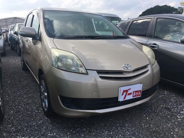 沖縄の中古車 トヨタ パッソセッテ 車両価格 40万円 リ済込 平成21年 7.4万km ゴールドM