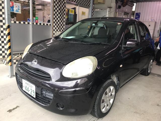 沖縄県の中古車ならマーチ 12X レンタアップ ナビ ETC Bluetooth CD