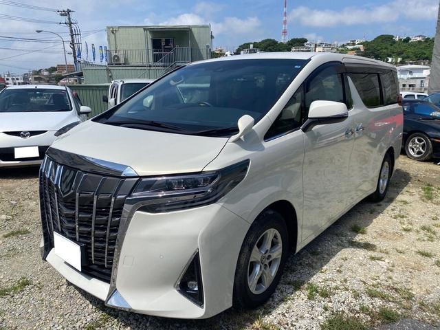 沖縄県の中古車ならアルファード 2.5X社外ナビ TV ETC