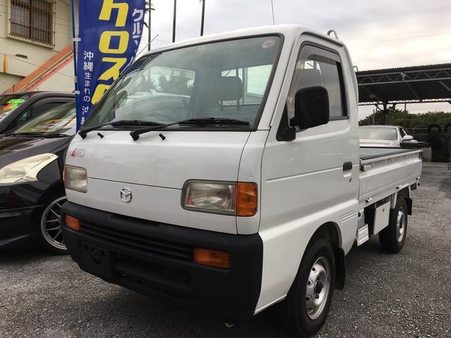 マツダ 5速 4WD エアコン