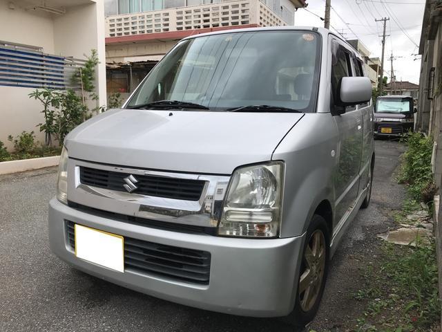 沖縄県の中古車ならワゴンR FXリミテッドII