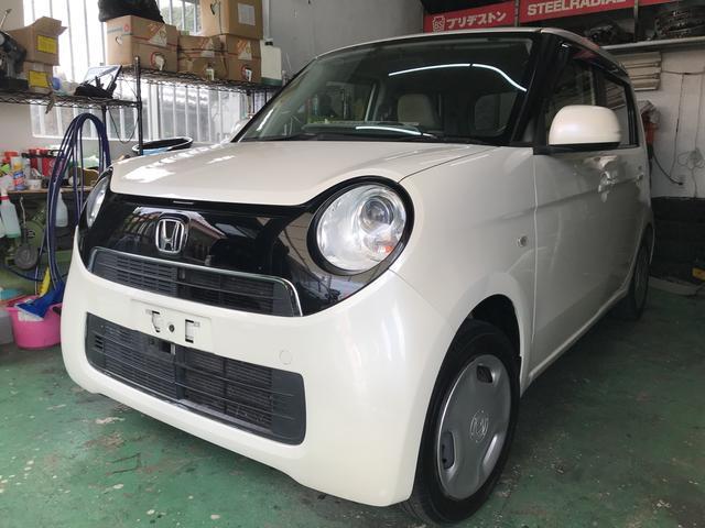 沖縄県の中古車ならN-ONE G ナビ TV 1年保証 本土仕入れ