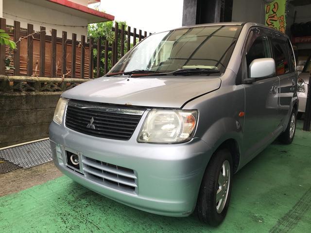 沖縄県の中古車ならeKワゴン M キーレス CD