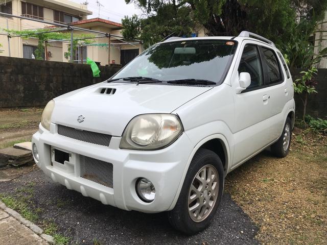 沖縄県の中古車ならKei FISフリースタイルワールドカップリミテッド ターボ