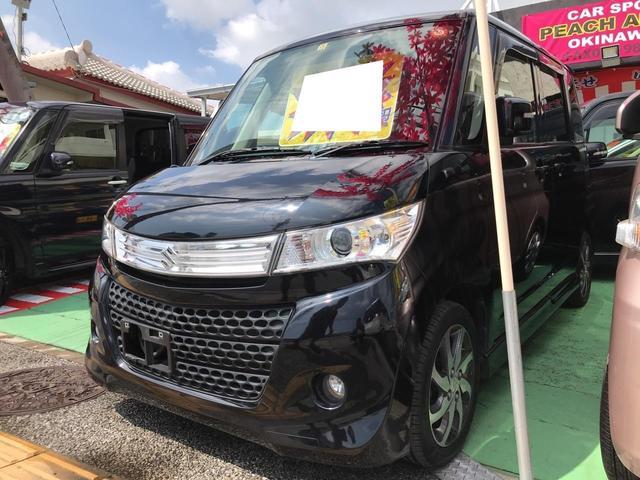 沖縄県の中古車ならパレットSW XS 左パワースライド ナビ