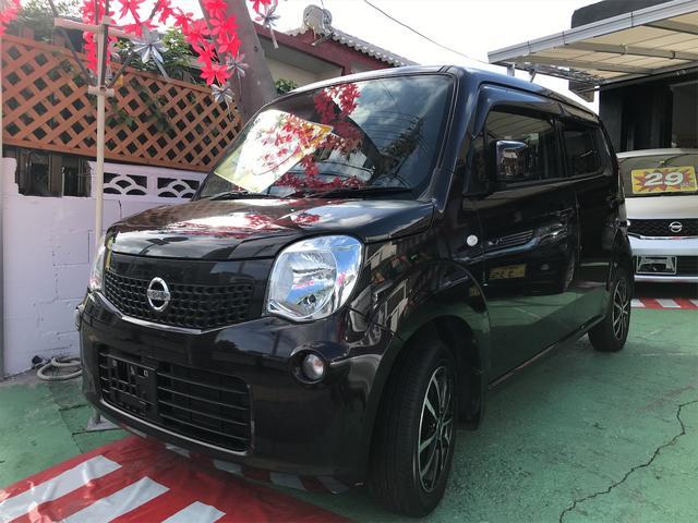 沖縄県の中古車ならモコ S ナビ Bluetooth