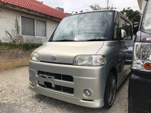 沖縄県の中古車ならタント VS エアロ スマートキー