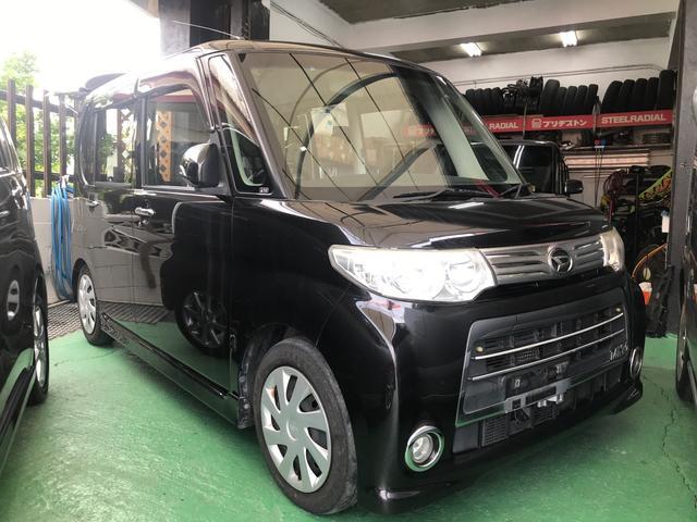 沖縄県の中古車ならタント カスタムRSターボ