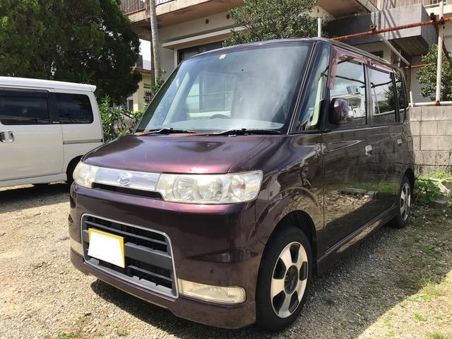 沖縄県うるま市の中古車ならタント カスタムL