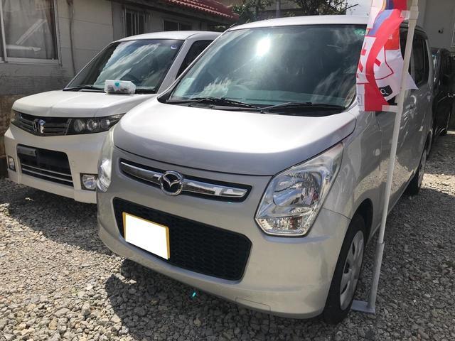 沖縄県の中古車ならフレア XG キーレス CD アイドリングストップ