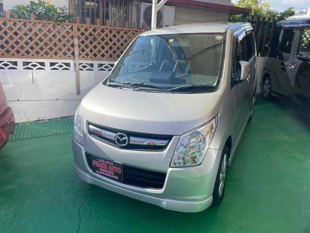 沖縄県の中古車ならAZワゴン XSスペシャル スマートキー プッシュスタート