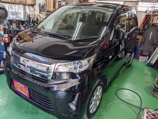 沖縄県の中古車ならeKカスタム M DVDビデオ フルセグTV Bluetooth