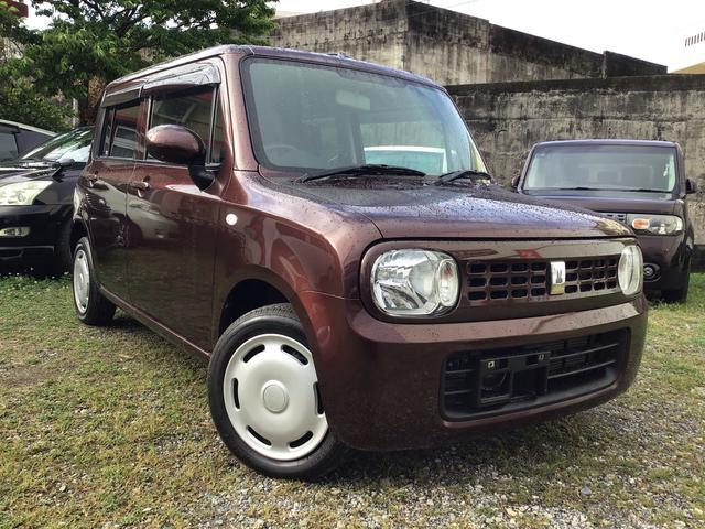 沖縄県沖縄市の中古車ならアルトラパン G ドラレコ プッシュスタート 2年保証