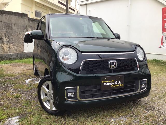 沖縄県の中古車ならN-ONE プレミアム TV バックモニター
