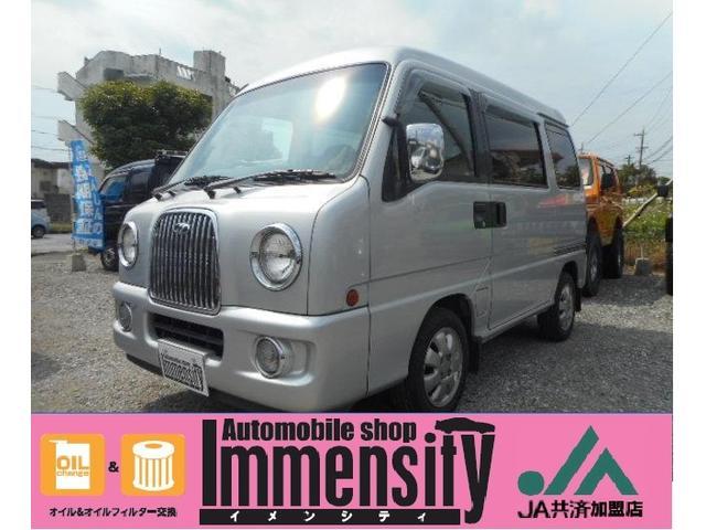 沖縄の中古車 スバル ディアスワゴン 車両価格 48万円 リ済込 1999(平成11)年 9.3万km シルバー