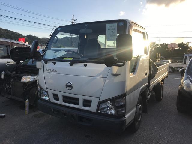 沖縄県の中古車ならアトラストラック 平ボディ 5速MT