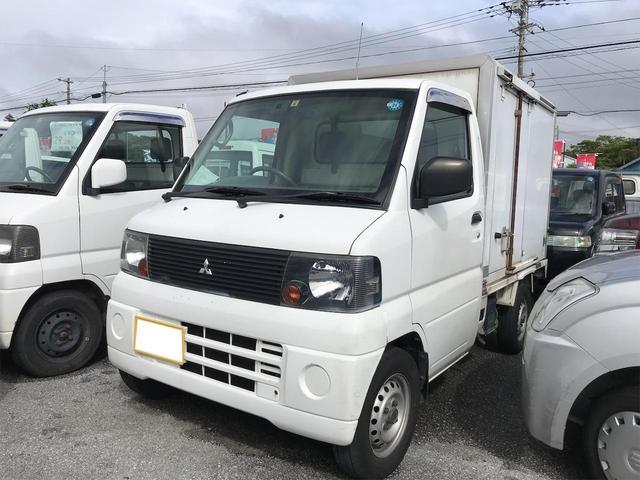 三菱 冷凍冷蔵車 AT