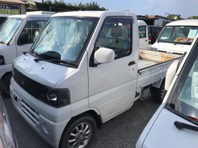 沖縄県の中古車ならミニキャブトラック VX-SE 4WD 5速MT