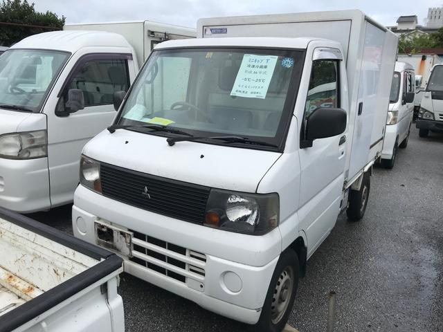 沖縄県の中古車ならミニキャブトラック  冷凍車 -5℃〜-25℃ 5MT