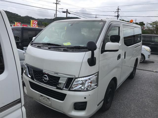 沖縄県名護市の中古車ならNV350キャラバンバン ロングDX AT ガソリン車