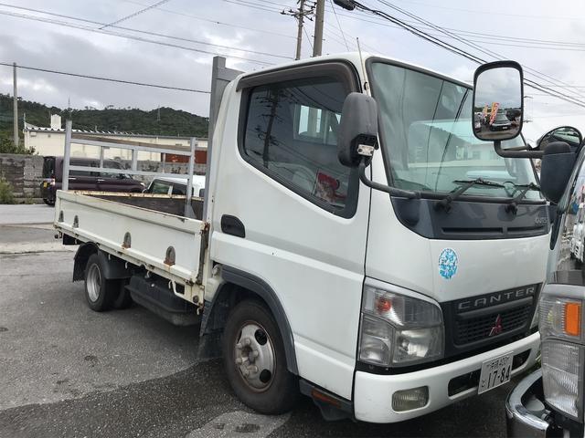 沖縄県の中古車ならキャンターガッツ  5MT