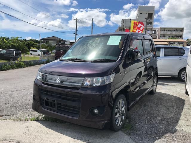 沖縄県名護市の中古車ならワゴンRスティングレー リミテッド