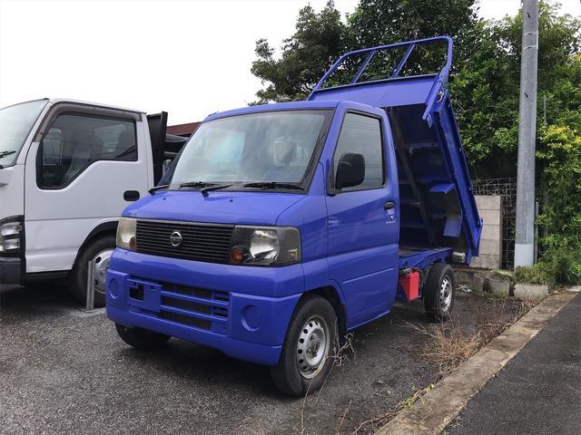 沖縄県の中古車ならクリッパートラック  5速MT