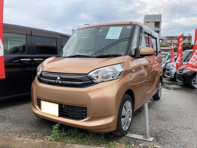 沖縄県の中古車ならeKスペース E e-アシスト