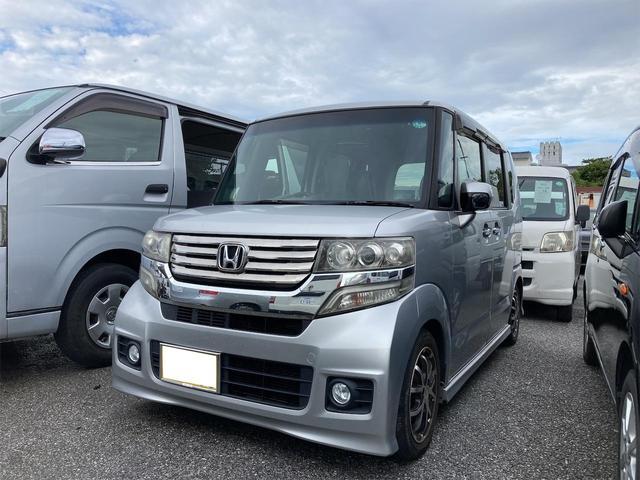 沖縄県の中古車ならN-BOXカスタム G