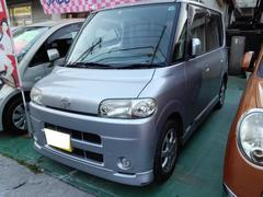 うるま市 Auto Garage S ダイハツ タント Xリミテッド シルバー 12.1万K 平成17年