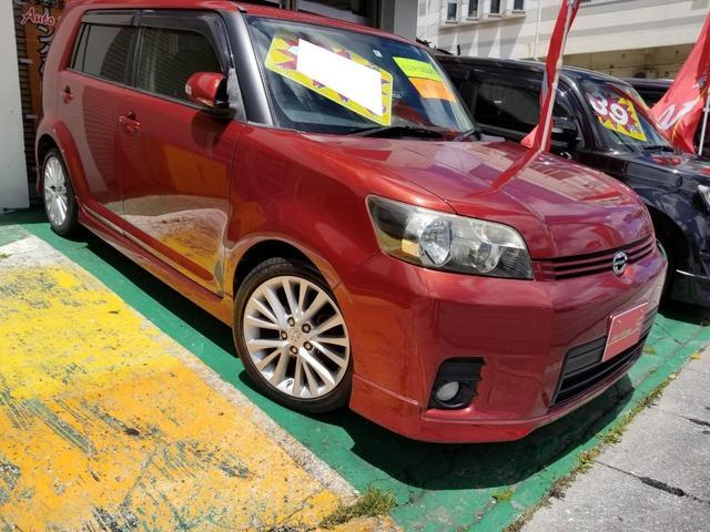 沖縄県の中古車ならカローラルミオン 1.5G エアロツアラー Clazzioシートカバー