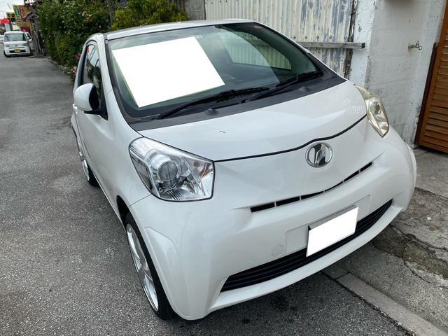 沖縄県の中古車ならiQ 100X