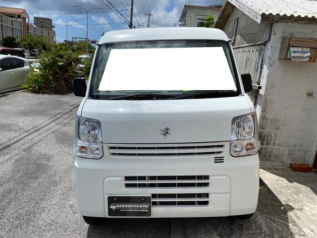 沖縄県の中古車ならエブリイ PA フルセグTVナビ ブルートゥースオーディオ ETC