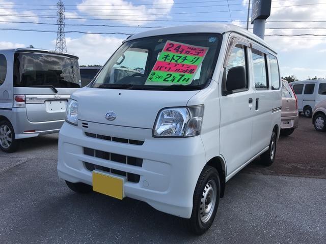 沖縄県の中古車ならハイゼットカーゴ スペシャル 2WD インパネAT