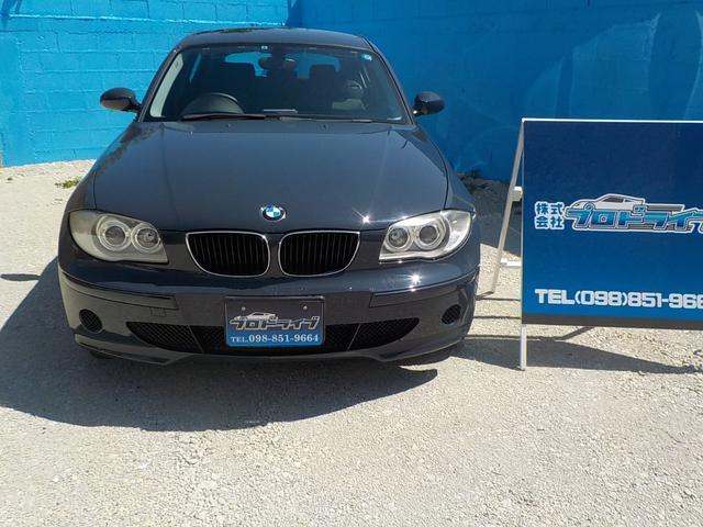 BMW 116i内地物ETCナビ グラスコーティング済