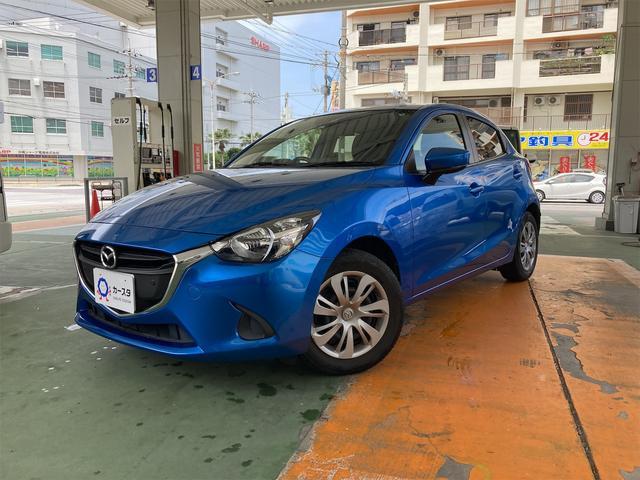 沖縄県の中古車ならデミオ 13S