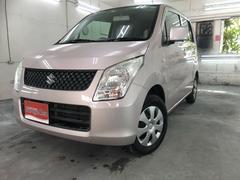 沖縄の中古車 スズキ ワゴンR 車両価格 32万円 リ未 平成21年 10.6万K ピンクII