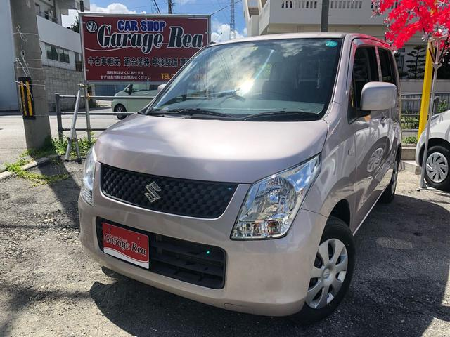 沖縄県の中古車ならワゴンR FX 本土無事故車 キーレス