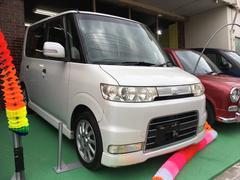 沖縄の中古車 ダイハツ タント 車両価格 29万円 リ済込 平成19年 16.7万K パールホワイトIII