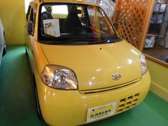 沖縄の中古車 ダイハツ エッセ 車両価格 28万円 リ済込 平成20年 6.4万K サンシャインイエロー
