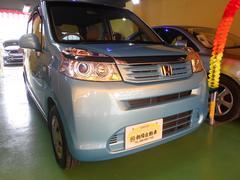 沖縄の中古車 ホンダ ライフ 車両価格 48万円 リ済込 平成23年 10.6万K ブルー