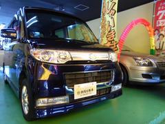 沖縄の中古車 ダイハツ タント 車両価格 49万円 リ済込 平成21年 13.5万K 紺M
