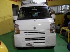 沖縄の中古車 スズキ エブリイ 車両価格 39万円 リ済込 平成22年 15.8万K ホワイト