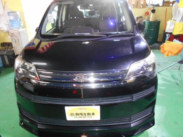 沖縄の中古車 トヨタ スペイド 車両価格 75万円 リ済込 2013(平成25)年 7.4万km ブラックM