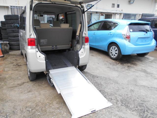 沖縄県うるま市の中古車ならタント 介護用スローパー