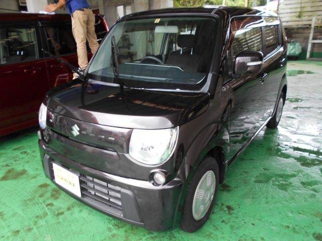 沖縄の中古車 スズキ MRワゴン 車両価格 39万円 リ済込 2011(平成23)年 17.0万km ブラウン