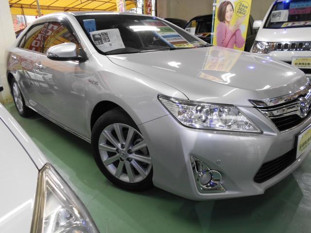 トヨタ カムリ 中古車 レビュー